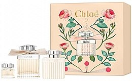 Kup Chloé Eau de Parfum - Zestaw (edp 75 ml + b/lot 100 ml + edp/mini 5 ml)