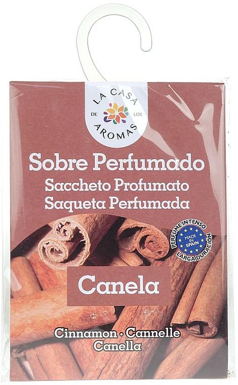 Saszetka aromatyczna Cynamon - La Casa de Los Aromas Cinnamon Closet Sachet — фото N1
