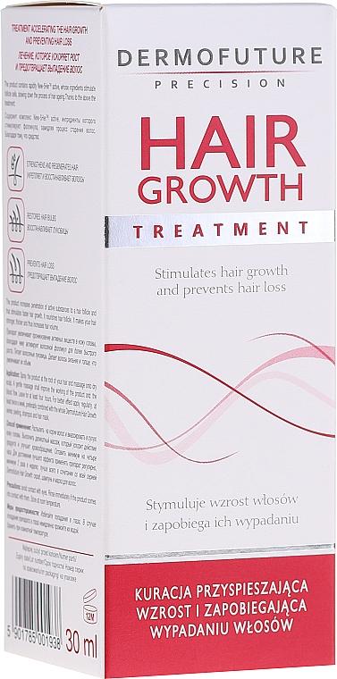 Kuracja przeciw wypadaniu włosów - DermoFuture Hair Growth Treatment