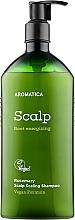 Kup Rozmarynowy szampon do skóry głowy - Aromatica Rosemary Scalp Scaling Shampoo