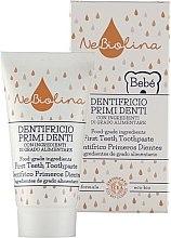 Kup Pasta do pierwszych ząbków - Nebiolina Baby First Teeth Toothpaste