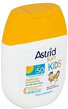 Kup Przeciwsłoneczne mleczko do opalania dla dzieci - Astrid Sun Kids Milk SPF 50