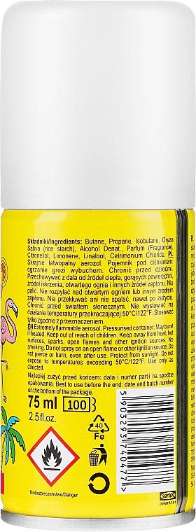 Suchy szampon do włosów Tropikalny - Time Out Tropical — фото N2