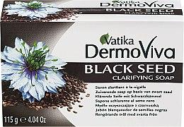 Kup Mydło oczyszczające z czarnuszką - Dabur Vatika Black Seed Soap