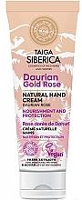 Kup Ochronny krem do rąk Róża dauryjska - Natura Siberica Doctor Taiga Hand Cream