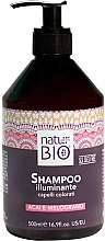 Kup Szampon do włosów - Renee Blanche Natur Green Bio Illuminante Shampoo