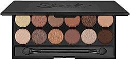 Kup Paleta cieni do powiek - Sleek MakeUP i-Divine Mineral Based Eyeshadow Palette A New Day