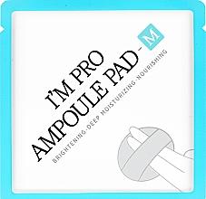 Płatki do twarzy z mucyną ślimaka - Wish Formula I'm Pro Ampoule Pad-M — фото N2