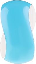 Kup Szczotka do włosów, niebiesko-biała - Twish Spiky 1 Hair Brush Sky Blue & White