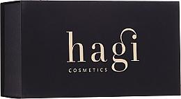 Kup Zestaw - Hagi Cosmetics (sh/gel 300 ml + b/lot 200 ml)