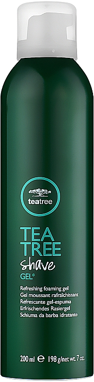 Żel do golenia - Paul Mitchell Tea Tree Shave Gel