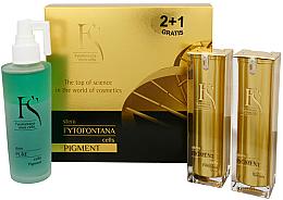Kup PRZECENA! Zestaw - Fytofontana Stem Cells Pigment Set (ser/30ml + emulsion/30ml + wat/125ml) *