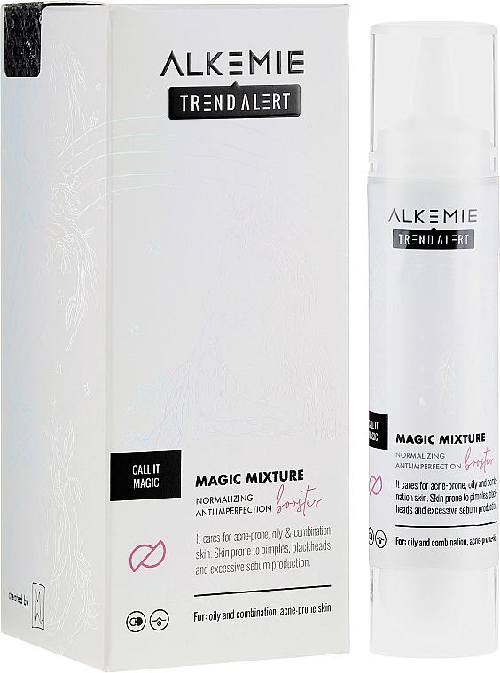 Normalizujący booster przeciw niedoskonałościom - Alkemie Call It Magic Magic Mixture