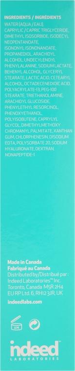Serum rozjaśniające przebarwienia i ujednolicające koloryt skóry - Indeed Laboratories Pepta-Bright Even Skin Tone Enhancer — фото N3