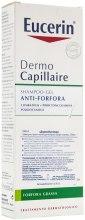 Kup Przeciwłupieżowy szampon-żel do włosów przetłuszczających się - Eucerin DermoCapillaire Anti-Dandruff Gel Shampoo