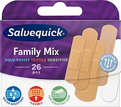Kup Rodzinny zestaw plastrów - Salvequick Family Mix
