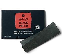 Kup Bibułki matujące z węglem - Erborian Blotting Paper With Charcoal