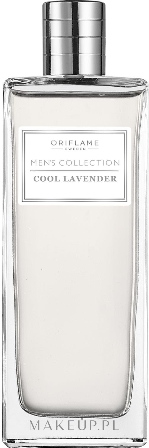 oriflame men's collection - cool lavender