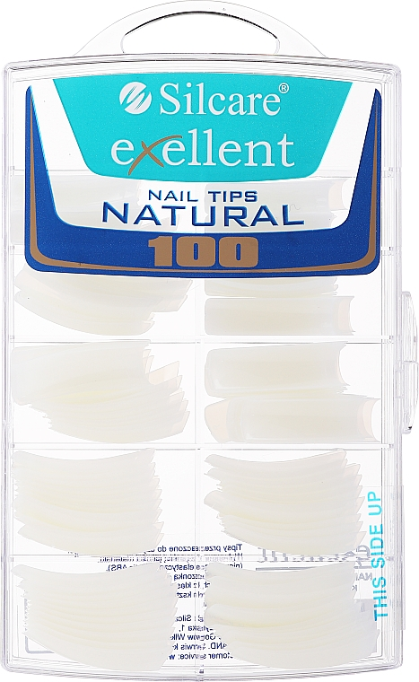Tipsy - Silcare Tipsy Exellent Natural — фото N1