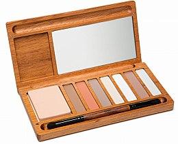 Kup Paleta mineralnych cieni do powiek - Alilla Cosmetics Nude Palette