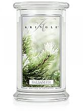 Kup Świeca zapachowa w słoiku - Kringle Candle Balsam Fir