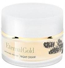 Kup Krem przeciwzmarszczkowy na noc - Organique Eternal Gold Night Cream