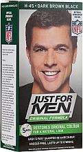 Kup PRZECENA! Szampon koloryzujący do włosów dla mężczyzn - Just For Men Shampoo-in Color (Original Formula) *