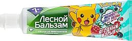 Kup Pasta do zębów dla dzieci Owocowa - Lesnoy balzam