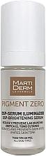 Kup Depigmentujące serum do twarz - MartiDerm Pigment Zero DSP-Serum Iluminador