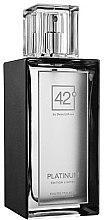 Kup 42° by Beauty More Platinum Edition Limitee - Woda toaletowa