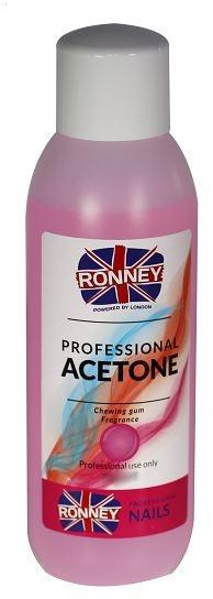 Acetonowy zmywacz do paznokci Guma do żucia - Ronney Professional Acetone Chewing Gum