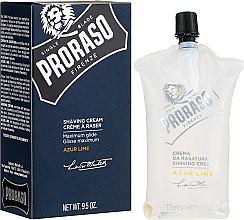Kup Krem do golenia - Proraso Shaving Cream Azur Lime