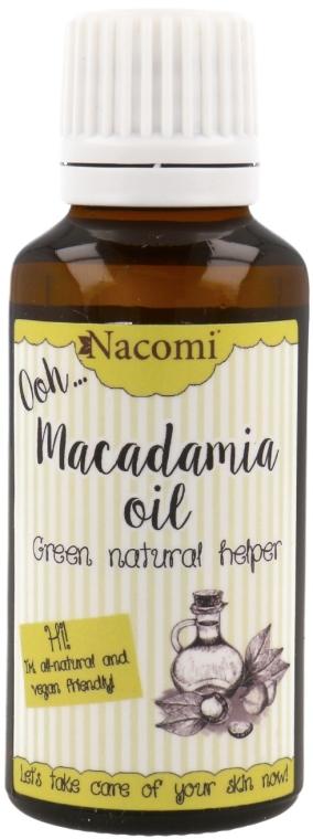 Olej Makadamia - Nacomi