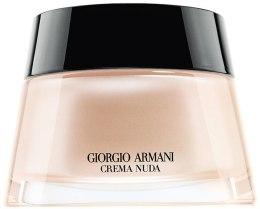 Kup Intensywnie nawilżający krem do twarzy z wodą z laguny - Giorgio Armani Crema Nuda Supreme Glow Reviving Tinted Cream
