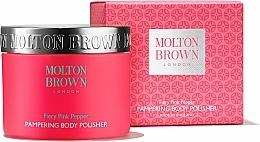 Kup Molton Brown Fiery Pink Pepper Pampering Body Polisher - Perfumowany peeling do ciała Różowy pieprz