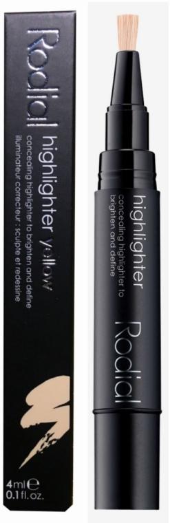 Rozświetlacz z pędzelkiem - Rodial Highlighter — фото N1
