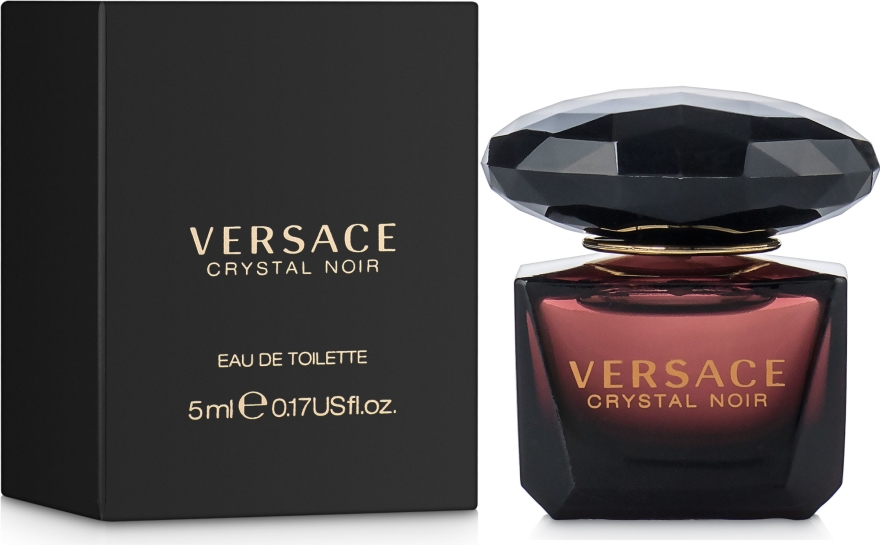 Versace Crystal Noir - Woda toaletowa (mini)