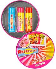 Kup Zestaw - Swizzels Lip Balm Tin Gift Set (lip/balm/4g x 3)