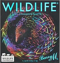 Kup Paleta cieni do powiek - Barry M Cosmetics Wildlife Eyeshadow Palette Pangolin