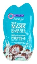 Kup Antystresowa maseczka do twarzy z minerałami z Morza Martwego - Freeman Feeling Beautiful Dead Sea Minerals Anti-Stress Mask (miniprodukt)