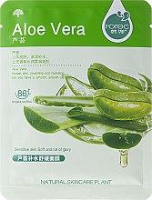 Kup Aloesowa maska nawilżająca na tkaninie - Rorec Natural Skin Aloe Mask