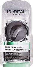 Kup Maska detoksykująco-rozświetlająca Czysta glinka - L'Oreal Paris Skin Expert (próbka)