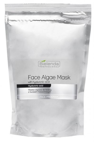 Maska algowa do twarzy z kwasem hialuronowym - Bielenda Professional Face Algae Mask With Hyaluronic Acid (uzupełnienie)