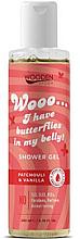 Kup PRZECENA! Żel pod prysznic - Wooden Spoon I Have Butterflies In My Belly Shower Gel *