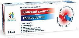 Kup Żel-balsam z ekstraktem z badjagi i kasztanowca - Natura Medica