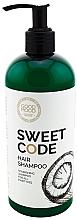 Kup Odżywczy szampon do włosów z olejem kokosowym - Good Mood Sweet Code Hair Shampoo