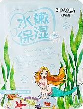 Kup Odmładzająca maska z wyciągiem z alg morskich i kwasem hialuronowym - BioAqua Seaweed Extract Hyaluronic Acid Mask