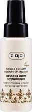 Kup Satynowe serum wygładzające do włosów - Ziaja Arganowa