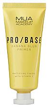 Kup Matująca baza pod makijaż - Mua Pro/ Base Banana Blur Primer