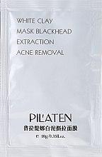 Kup Maska do twarzy z glinką białą - Pilaten White Clay Mask Blackhead Extraction Acne Removal (próbka)